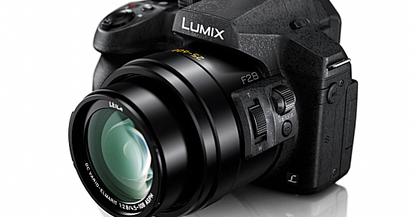 Panasonic Lumix DMC-FZ300,