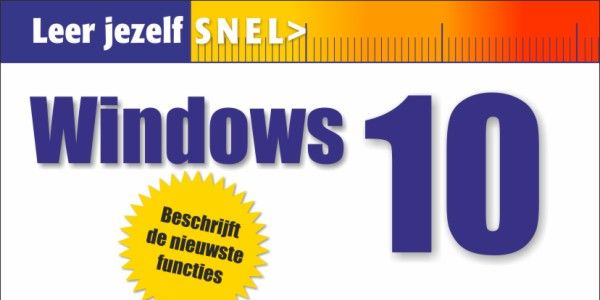 Leer jezelf snel Windows 10