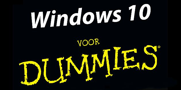 Windows 10 voor Dummies