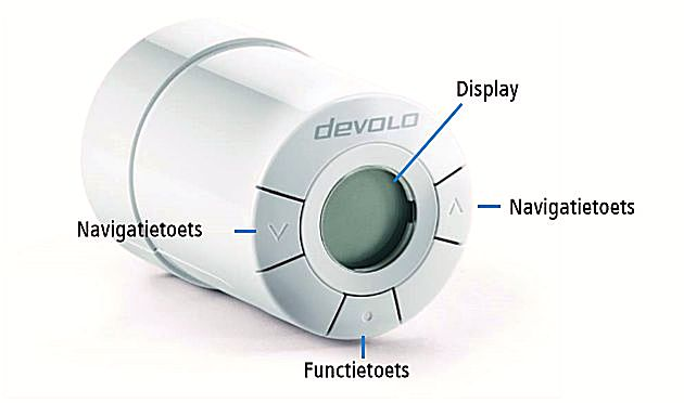 Devolo Home Control Radiatorthermostaat 2
