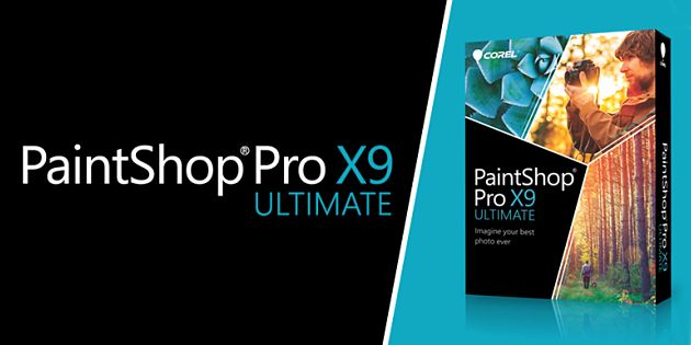 Review: Corel PaintShop Pro X9