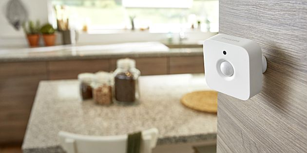 Philips introduceert Hue Motion Sensor