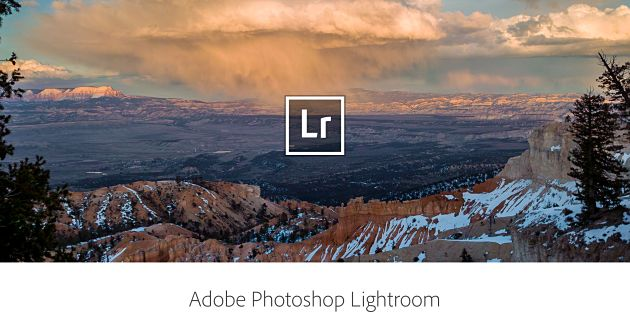 Adobe Lightroom app 2.5