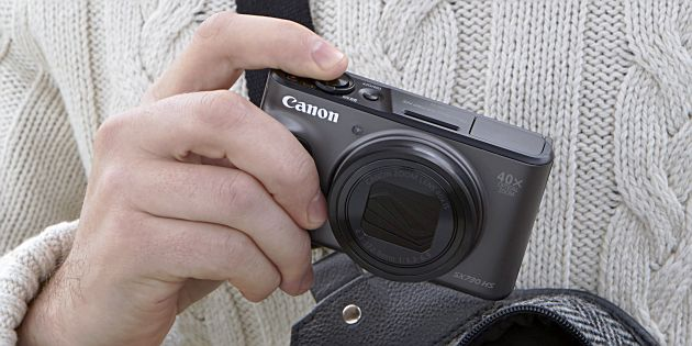 Canon introduceert PowerShot SX730 HS