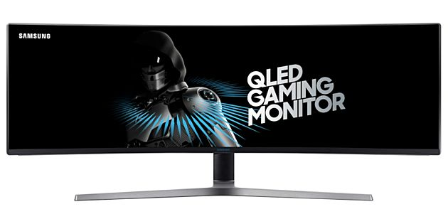 Samsung introduceert curved gaming monitoren