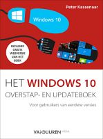 Windows 10 overstap- en updateboek