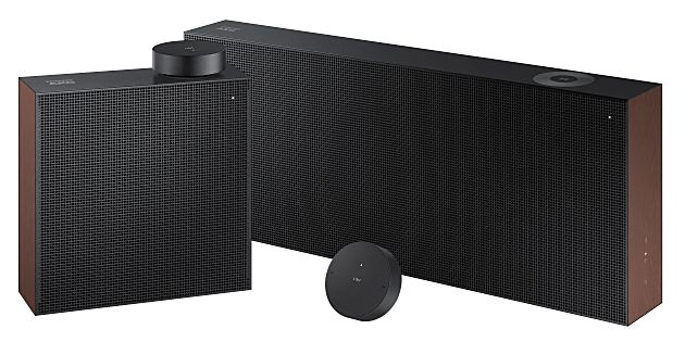 Samsung VL350 en VL550 speakers