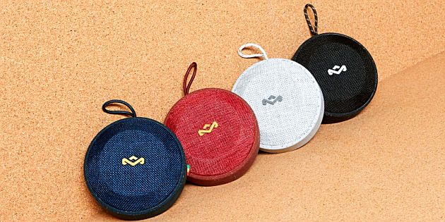 House Of Marley bluetooth-speakers