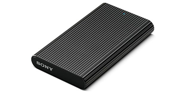 Sony introduceert compacte Solid-State Drives