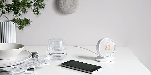Nest lanceert Thermostat E