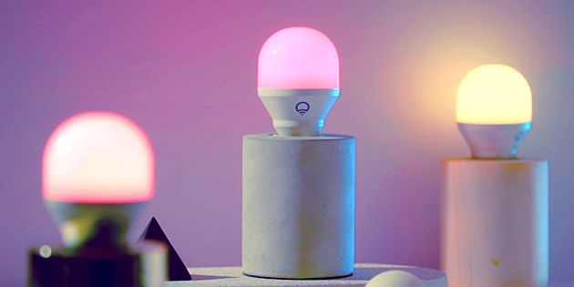 LIFX Mini Colour Living Pack