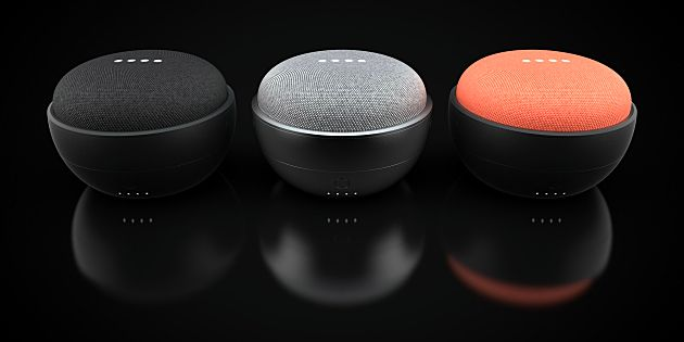 Ninety7 Jot voor Google Home Mini