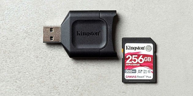 Kingston MobileLite Plus